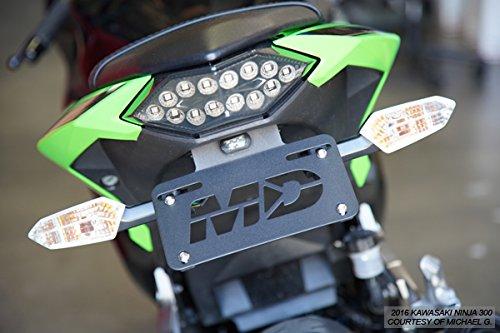 Fender Eliminator Kit para 2013 - 2016 Kawasaki Ninja 300 ...