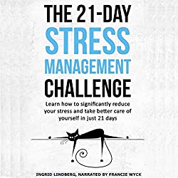 The 21-Day Stress Management Challenge