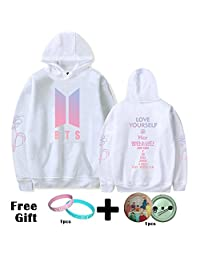 BTS Love Yourself Her Sweatshirt Jimin Jungkook Suga V Sweater Hoodie
