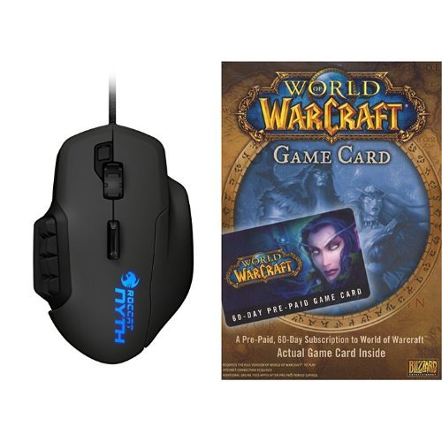 Roccat World of Warcraft 60 Day Game Time [Digital Code] ...