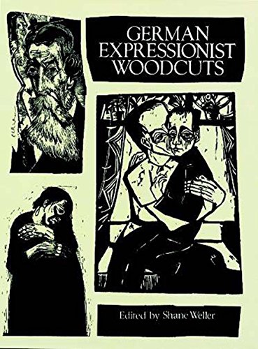 German Expressionist Woodcuts (Dover Fine Art, History of