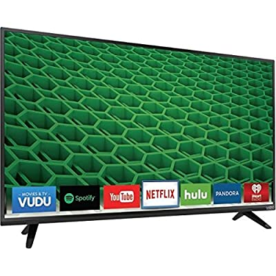 VIZIO D43-D2 43-Inch 1080p D-Series Class Full?Array LED Smart TV (2016 Model)