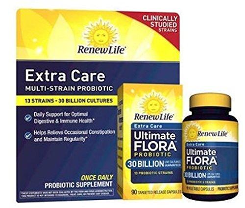 Renew Life Multi Strain Probiotic Strains product image