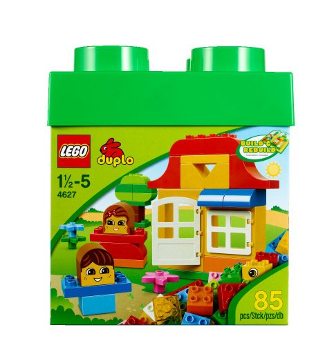 LEGO Duplo Fun With Bricks 4627 85 pieces (Lego Duplo Tray compare prices)