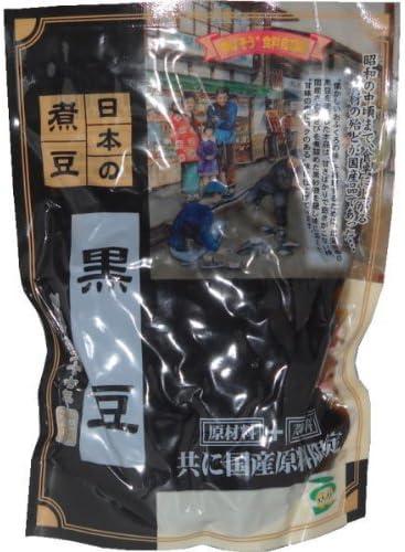 無添加 日本の煮豆 黒豆 140g