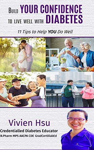 Build YOUR CONFIDENCE to Live Well with DIABETES: 11 tips to Help YOU Do Well ebook