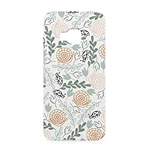 Green Wild HTC One M9 3D wrap around Case - Design 2