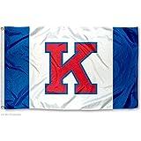 Kansas Jayhawks Big K Flag