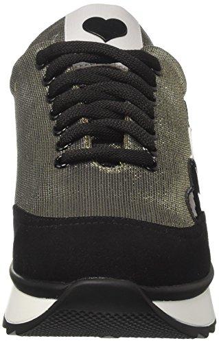 Ca7pk1 Set Oro Basso Collo Free a Oro Twin Sneaker Donna TWZnW
