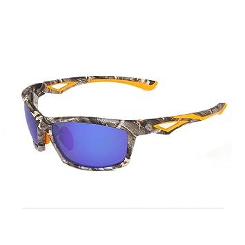 DFIHDCN Gafas de Sol TR90 + Gafas de Sol polarizadas de Goma ...