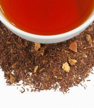 Harney & Sons Herbal Hot Cinnamon Spice (Rooibos) 4 Ounce Tin