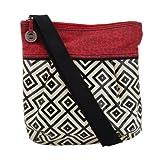 Travelon Printed Crossbody Bag with Adjustable Shoulder Strap