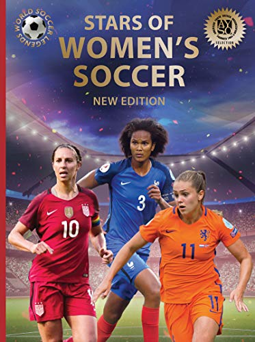 Stars of Women's Soccer: 2nd Edition (World Soccer - Players Women