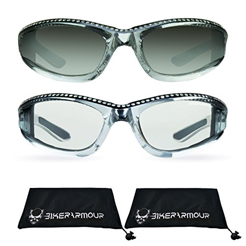 Motorcycle Mirror Glass - 6