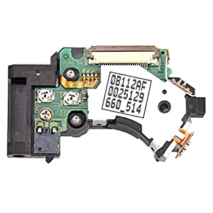 Disk Laser Lens Deck Replacement PVR-802W for Sony Slim PS2 4.80*2.50*1.00cm