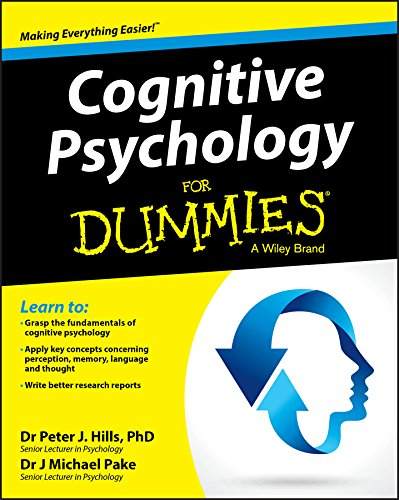 Cognitive Psychology For Dummies (For Dummies (Lifestyle)) cover