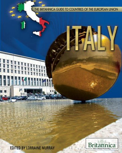 Italy (Britannica Guide to Countries of the European Union) ePub fb2 ebook
