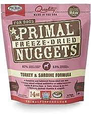 Primal Freeze Dried Dog Food Turkey & Sardine Formula