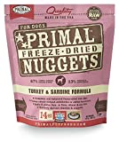 Primal Pet Foods Freeze-Dried Canine Turkey and Sardine Formula, 14 Oz Review
