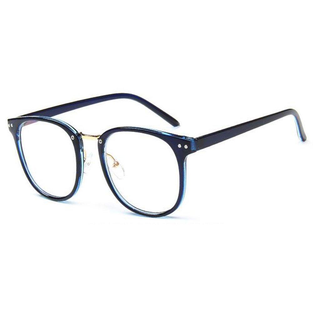 Zhuhaixmy Mode Klare Linse Brille Vintage Optische Gläser Damen ...