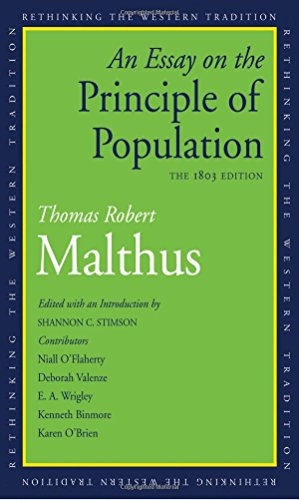 Malthusian Theory of Population: Criticisms and Applicability