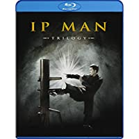 Ip Man Trilogy Blu-ray Disc