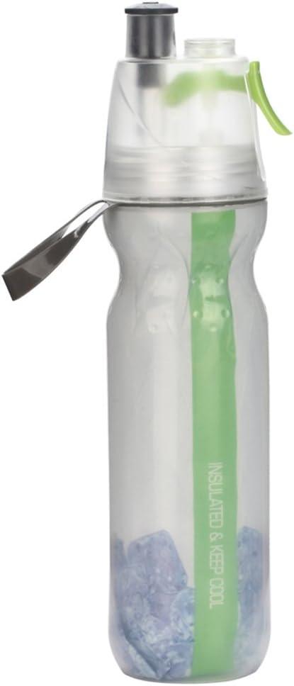 St.Oswalds Botella de Agua Deportiva Spray Botella Botella de Escurrimiento de Neblina de Aerosol 700ml