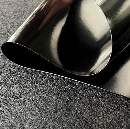 5 m 5 m Atout Loisir B/âche de Bassin 350 microns Noir Longueur Largeur