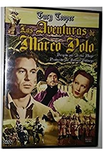 The Adventures of Marco Polo by Gary Cooper: Amazon.es: Gary ...