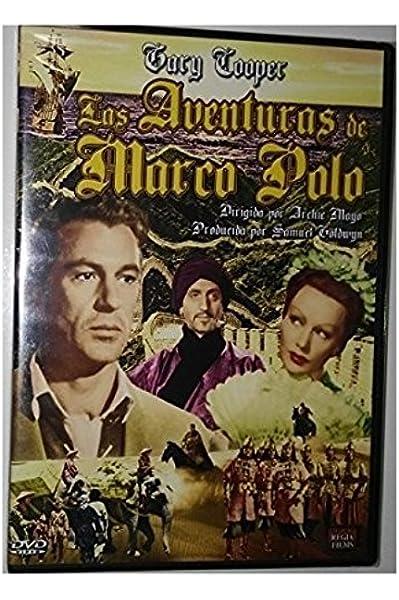 Las aventuras de Marco Polo [DVD]: Amazon.es: Gary Cooper, Sigrid ...