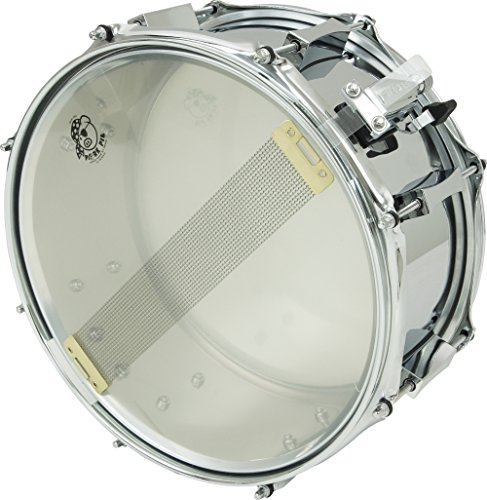 Pork Pie Little Squealer Steel Snare Drum 13 x 6 in. by Pork Pie (Image #2)