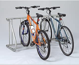 product image for Saris Grid Pre Galvanized Bike Rack (5 Bike), Silver