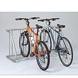 Saris Grid Pre Galvanized Bike Rack (5 Bike), Black For Sale