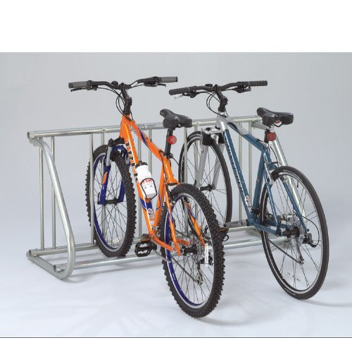 Saris Grid Pre Galvanized Bike Rack (5 Bike), Black