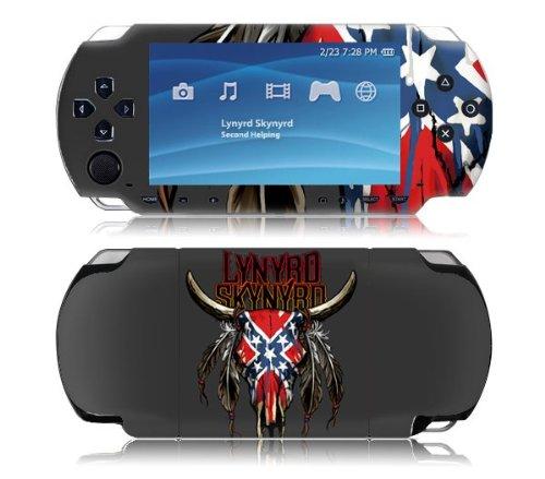Zing Revolution MS-LS20179 Sony PSP- Lynyrd Skynyrd- Bull (Lynyrd Skynyrd Bull Skin)