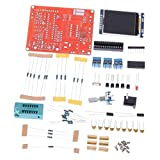 MagiDeal LCD GM328B Transistor Tester Diode LCR Frequency Meter PWM Signal Generator Kit Screen Size 3.7 3cm