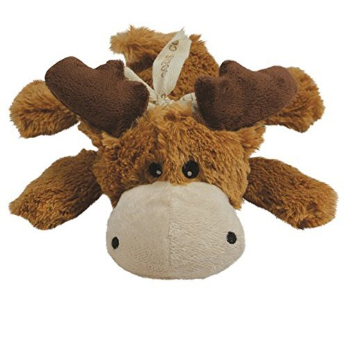 KONG Marvin Moose Cozie Dog Toy, Small (2 Pack) by KONG
