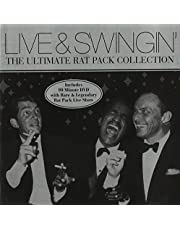 Live And Swingin': The Ultimate Rat Pack Collection (CD with NTSC-DVD) (US Release)