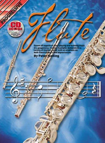 CP69221 - Progressive Flute, Peter Gelling