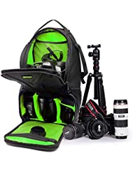 Camera Sling Backpack Lightweight and Waterproof Camera Bag for DSLR SLR Cameras Panasonic, Pentax Camera and...