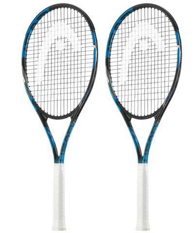 HEAD(ヘッド) MX HEAD(ヘッド) 234855-2SET ATTITUDE MX ELITE テニスラケット 2本セット サイズG2 ブルー 234855-2SET B01M3SB4ZT, 買取小町:3635207e --- cgt-tbc.fr