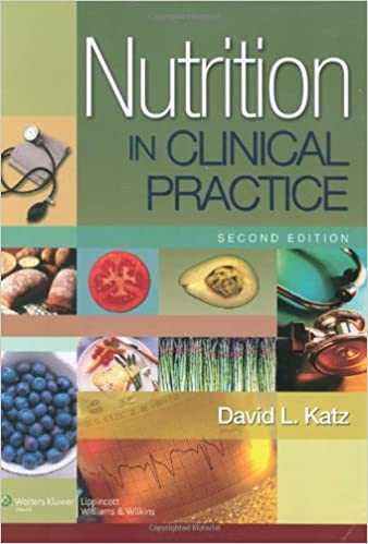 Nutrition in clinical practice katz