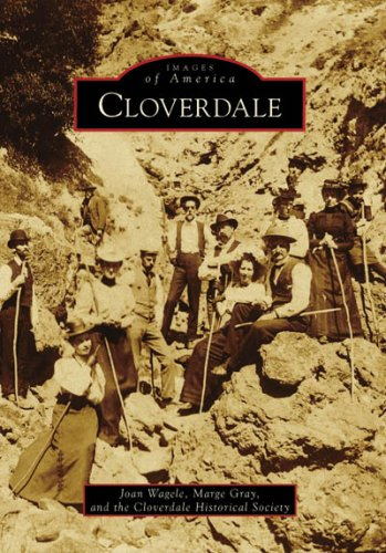 Cloverdale (Images of America: California) -