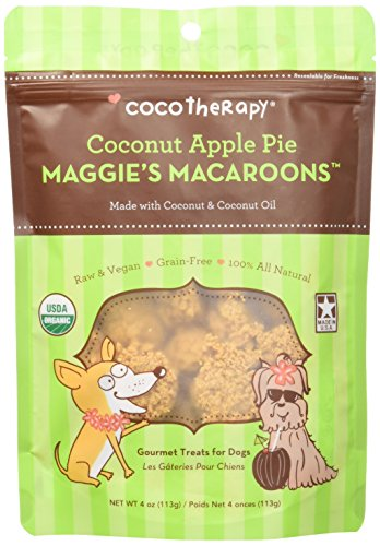 (Cocotherapy Ctt-0012 Maggie'S Macaroons Coconut Apple Pie (1 Pouch), 4 Oz)