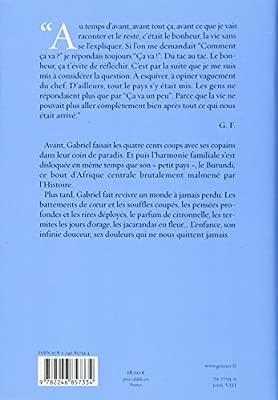 Petit Pays Roman Littérature Française Amazones Gaël