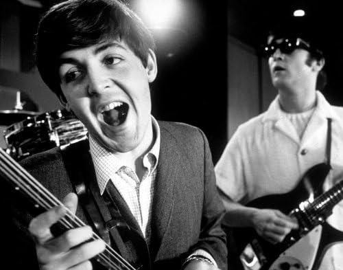 "The Beatles Paul McCartney John Lennon Photo Print 13x19/"""