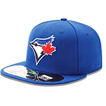 Toronto Blue Jays 59Fifty Authentic Fitted Performance Game MLB Baseball Cap