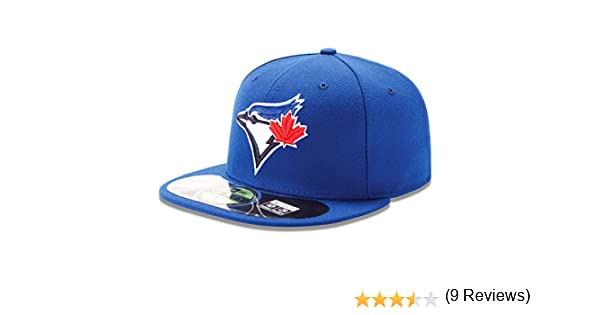 buy online 7e79a dafd9 Toronto Blue Jays 59Fifty Authentic Fitted Performance Game MLB Baseball Cap  - Size 7, Baseball Caps - Amazon Canada