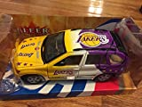 1:24 Fleer Lakers NBA BMW X5 Die Cast Car NBA.COM