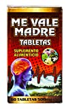 Me Vale Madre Tablets – Stress, Anxiety, & Nervousness 60 Tablets Review